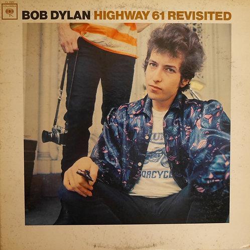 BOB DYLAN / Highway 61 Revisited (2eye MONO 初期プレス)