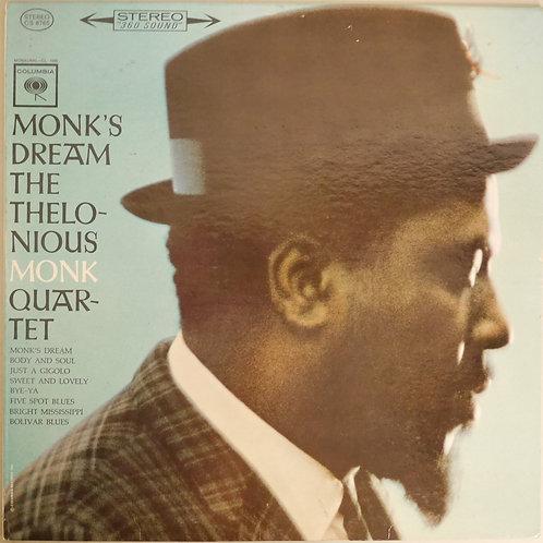 The Thelonious Monk Quartet / Monk's Dream(2EYE 360)