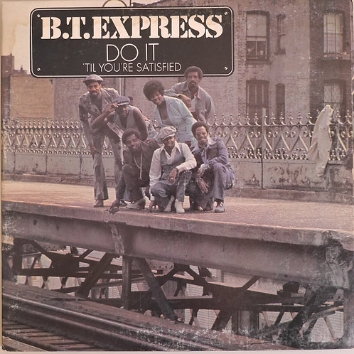 B.T.EXPRESS / DO IT
