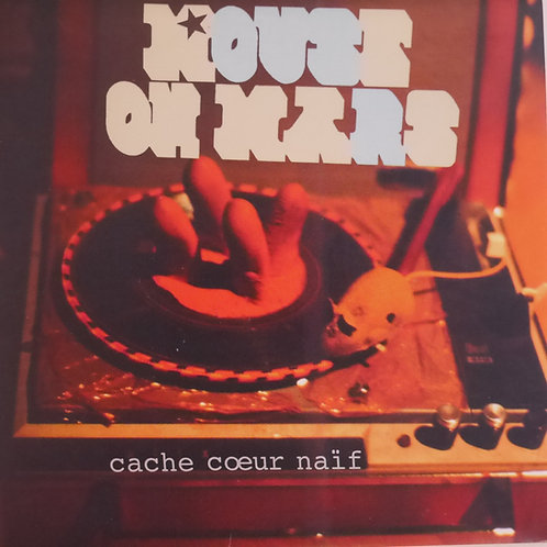 MOUSE ON MARS /CACHE COEUR NAIF