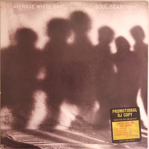 Average White Band / Soul Searching(プロモ)