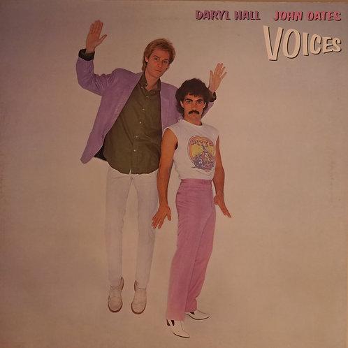 DARYL HALL & JOHN OATES / VOICES