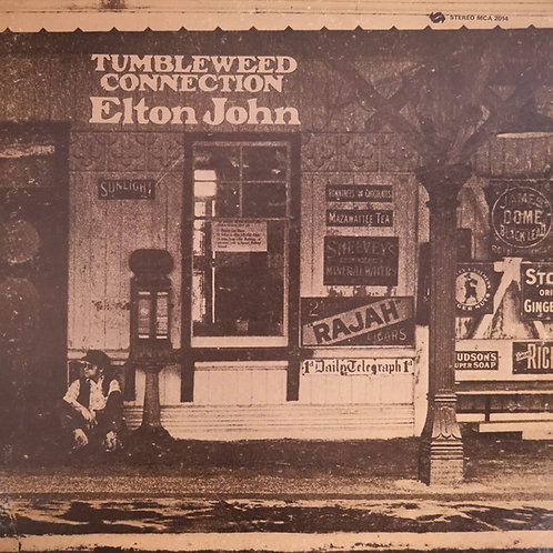 ELTON JOHN / TUMBLEWEED CONNECTION