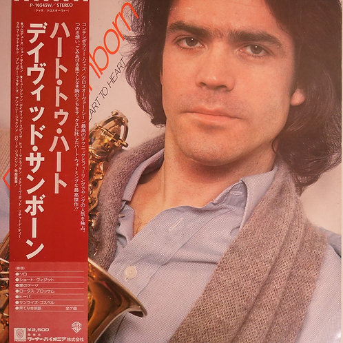 DAVID SANBORN / HEART TO HEART
