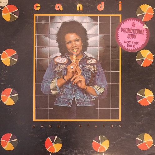 CANDI STATON / candi    USプロモ盤