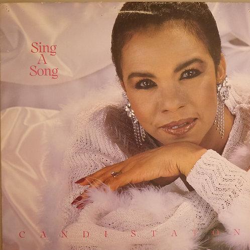 Candi Staton / Sing A Song