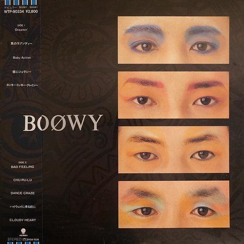 BOφWY / BOOWY