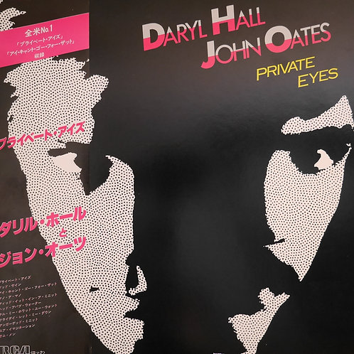 DARYL HALL & JOHN OATES / PRIVATE EYES