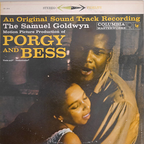O.S.T (Porgy And Bess) / PORGY AND BESS