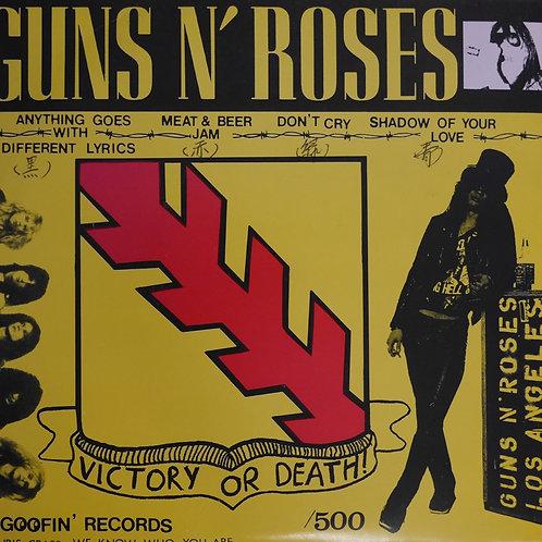 GUNS'N ROSES / Baked On Mess
