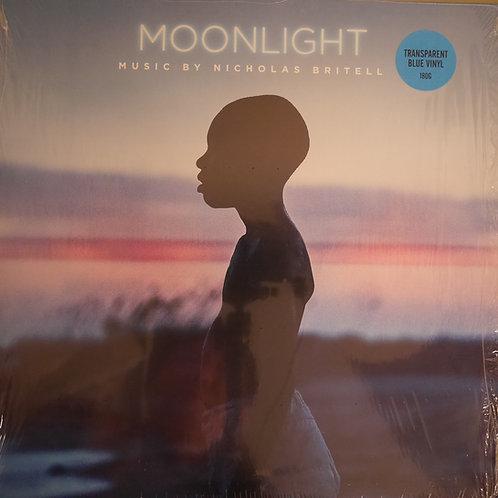 Nicholas Britell / Moonlight (透明ブルー180g)O.S.T
