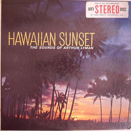 Arthur Lyman / HAWAIIAN SUNSET