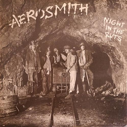 AEROSMITH / NIGHT IN THE RUTS