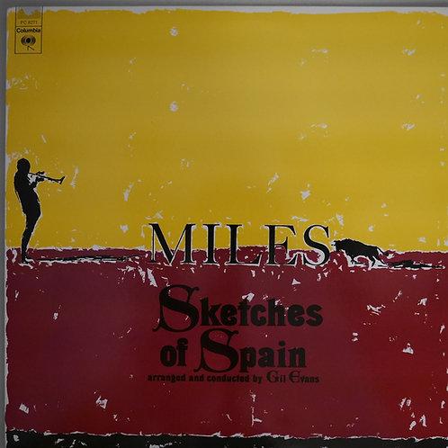 MILES DAVIS / SKETCHES OF SPAIN