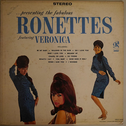 Ronettes / Presenting The Fabulous Ronettes Featuring Veronica