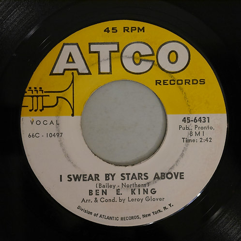 BEN K KING / GET IN A HURRY / I SWEAR BY STARS ABOVE