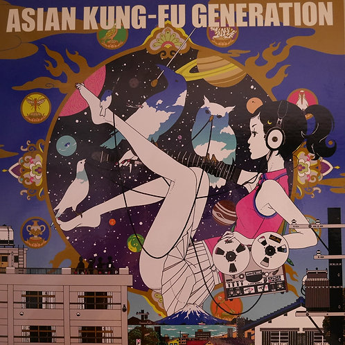 ASIAN KUNG-FU GENERATION 180G・限定2枚組  MINT