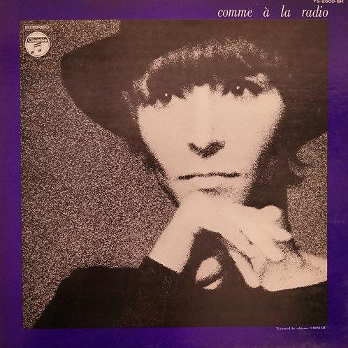 Brigitte Fontaine / Comme A La Radio ラジオのように