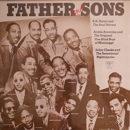 Historic Gospel Quartets by Various Artists / Father and Sons