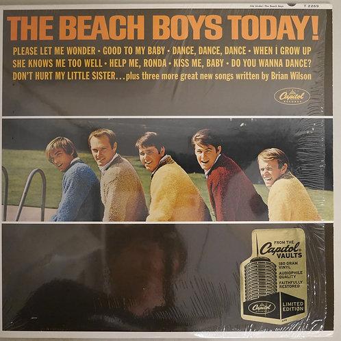THE BEACH BOYS / The Beach Boys Today!(180G VAULTS)