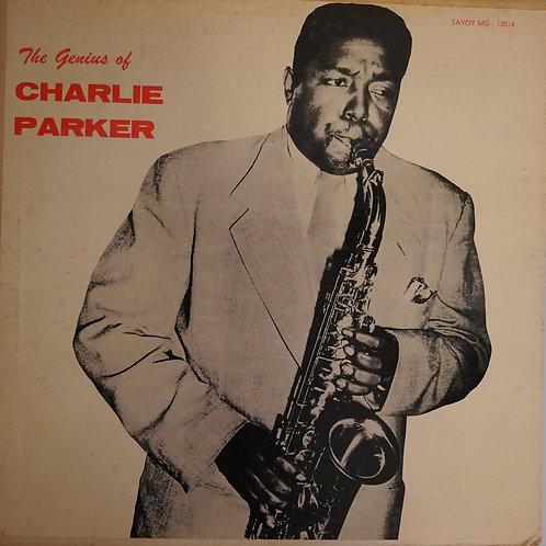 Charlie Parker /The Genius Of Charlie Parker