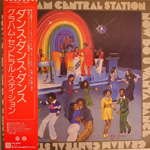 Graham Central Station / Now Do U Wanta Dance