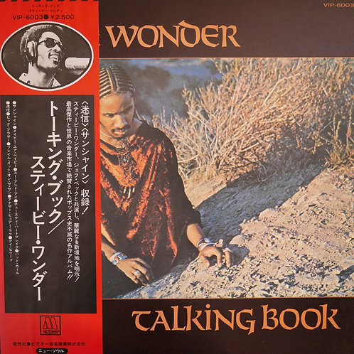 STEVIE WONDER /TALKING BOOK
