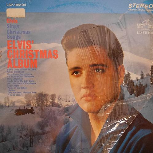 ELVIS'S CHRISTMAS ALBUM