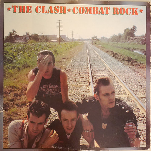 THE CLASH / COMBAT ROCK