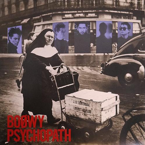 BOOWY / PSYCHOPATH