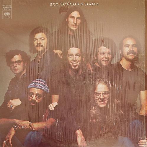 Boz Scaggs / Boz Scaggs & Band(美品)