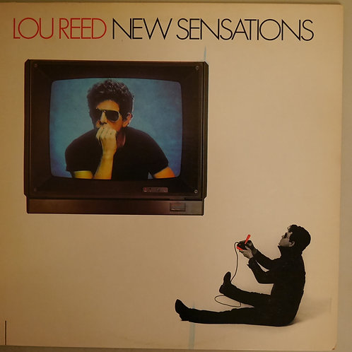 LOU REED / NEW SENSATIONS