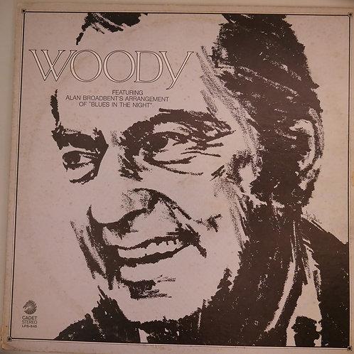 WOODY HERMAN/ BLUES IN THE NIGHT