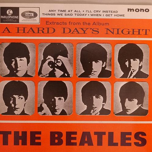 THE BEATLES / A HARD DAY'S NIGHT 7' MONO