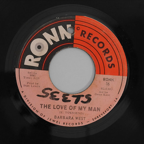 Barbara West / Will He Come Back / The Love Of My Man