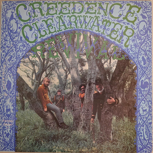 CREEDENCE CLEARWATER REVIVAL(Suzie Qのロゴなし)