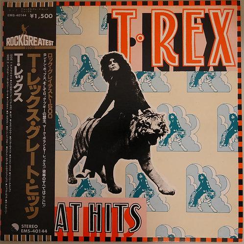 T.REX / GREATEST HITS