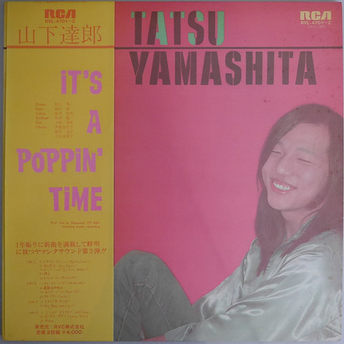 山下達郎 / IT'S A POPPIN TIME