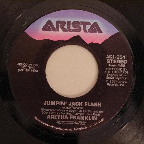Franklin , KEITH RICHARDS / Jumpin' Jack Flash