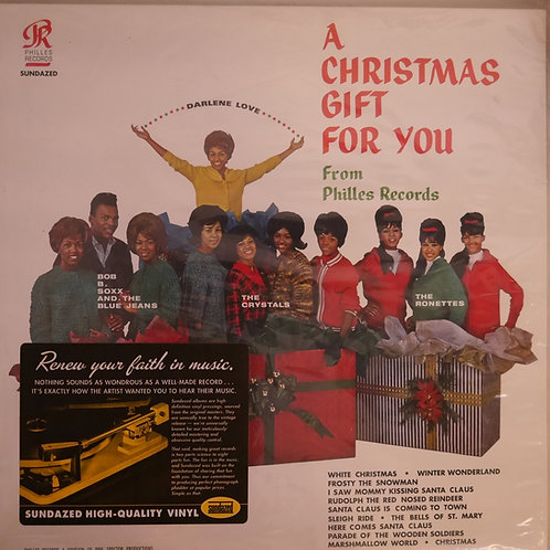 A Christmas Gift For You From Philles Records  未開封