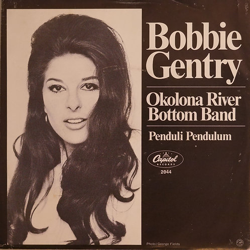Bobbie Gentry ‎/ Okolono River Bottom Band(プロモ)