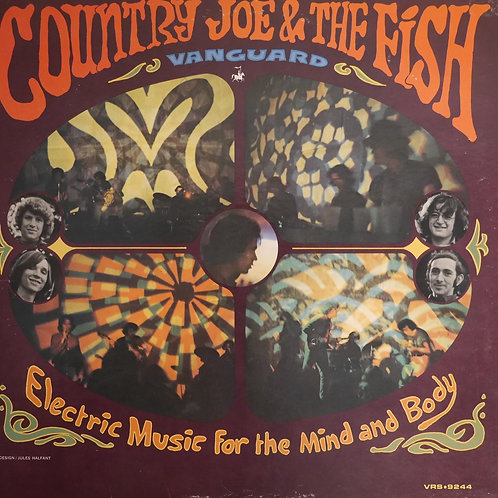 Country Joe And The Fish / Electric Music For The Mind And Body(MONO)