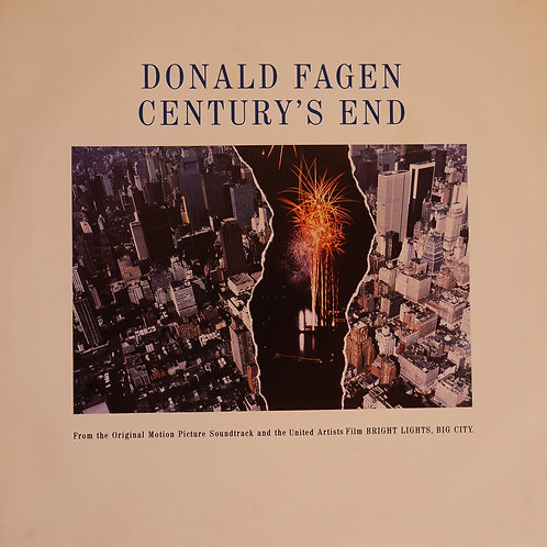 Donald Fagen  / Century's End