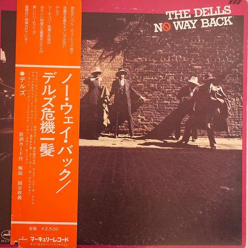 THE DELLS / No Way Back(見本盤)