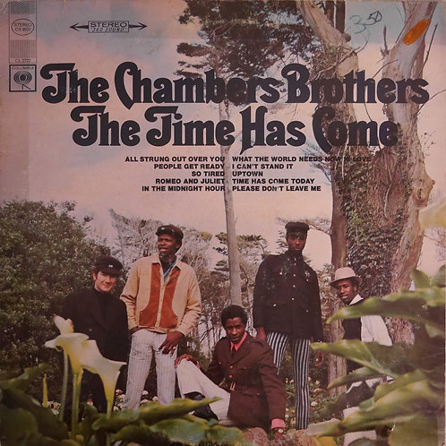 Chambers Brothers / THE TIME HAS COME (2EYE USオリジナル)