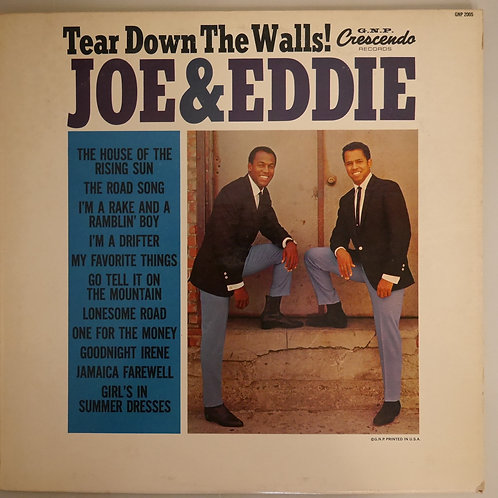 Joe & Eddie / Tear Down The Walls