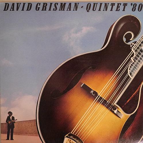 DAVID GRISMAN  -QUINTET '80