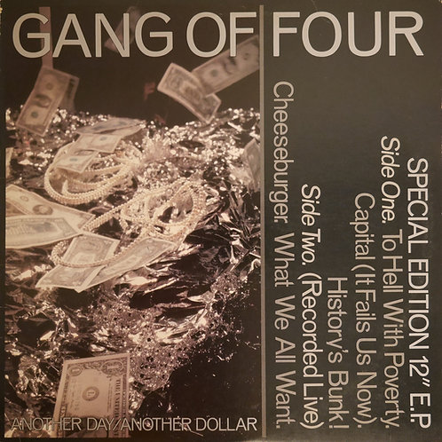 GANG OF FOUR / Another Day/Another Dolla