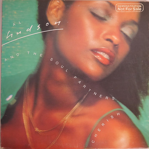 Al Hudson & The Soul Partners / Cherish (US プロモコピー)
