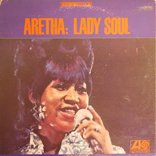 ARETHA FRANKLIN / Lady Soul(1841BRADWAY)